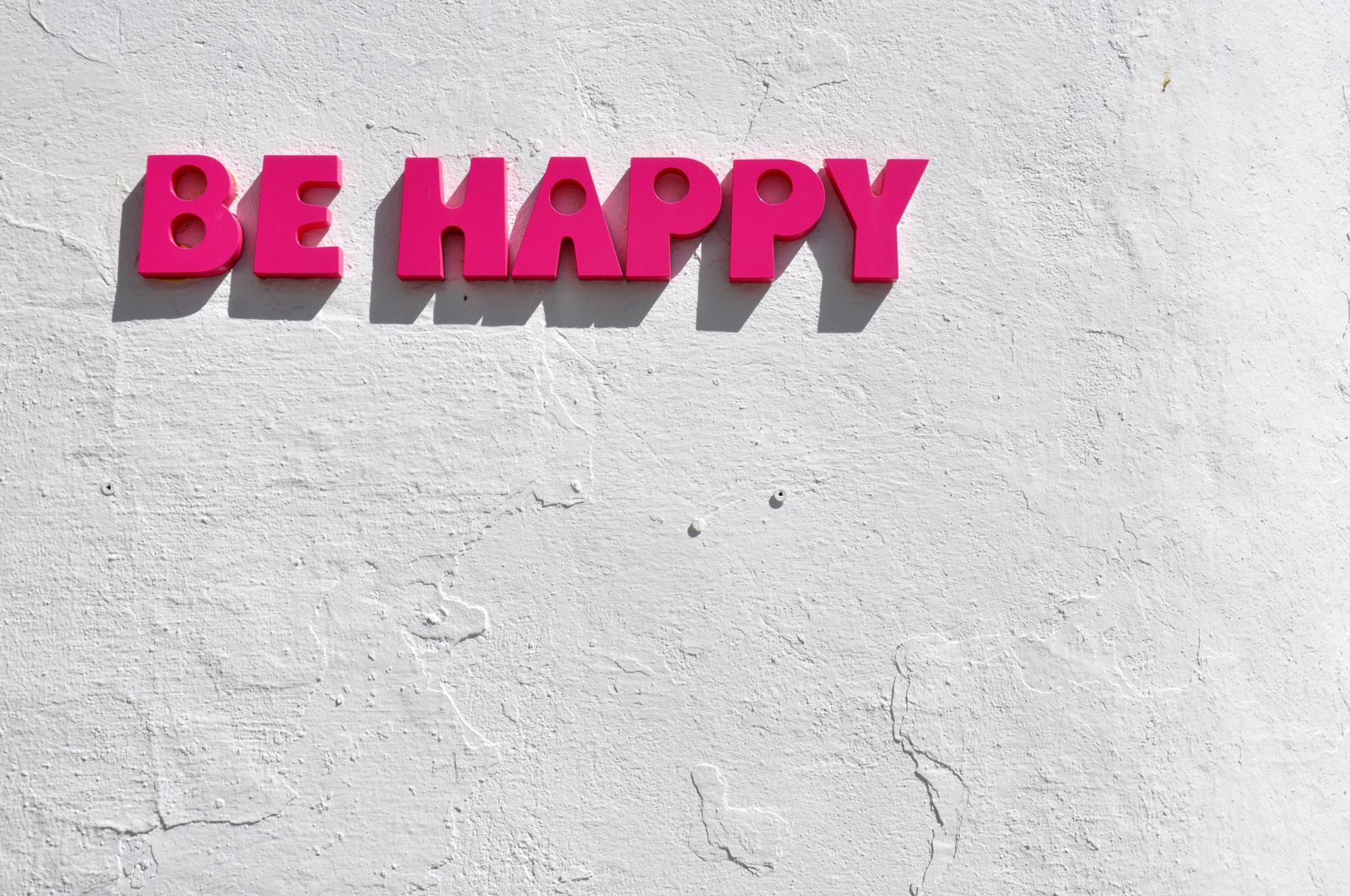 Moodpicture Be happy